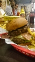 Double pattie.. giant burger