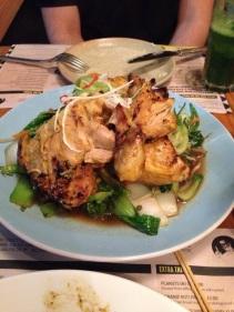 Half Ayam