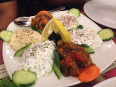 Cold starters at Diyarbakir