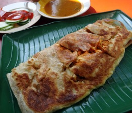 Chicken Murtabak Credit: TesyasBlog