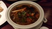 Thai Tom Yam Prawn Soup